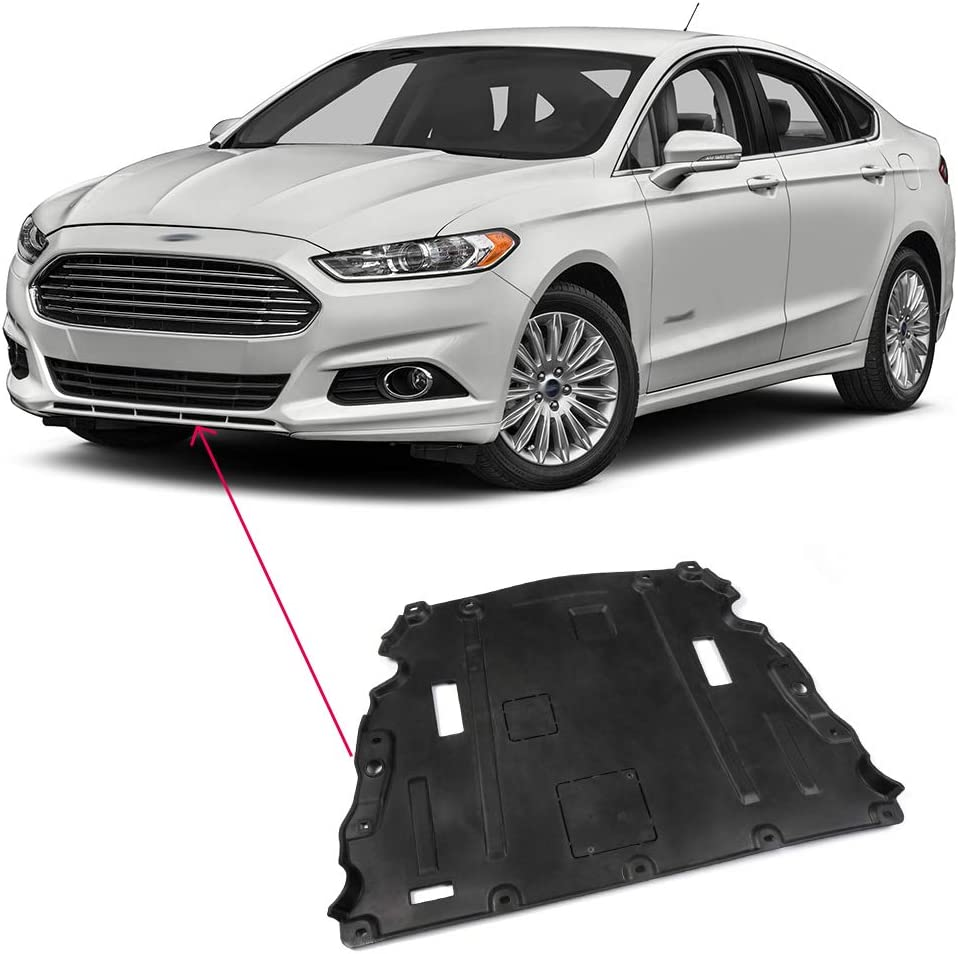 G-PLUS for Ford Fusion 2013-2019 Lincoln MKZ 2013-2018 Engine Under Cover Splash Shield FO1228126