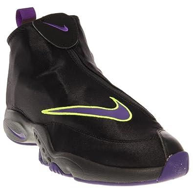 Nike Air Zoom Flight the Glove Black Purple Purple (616772-003) Size 8.5
