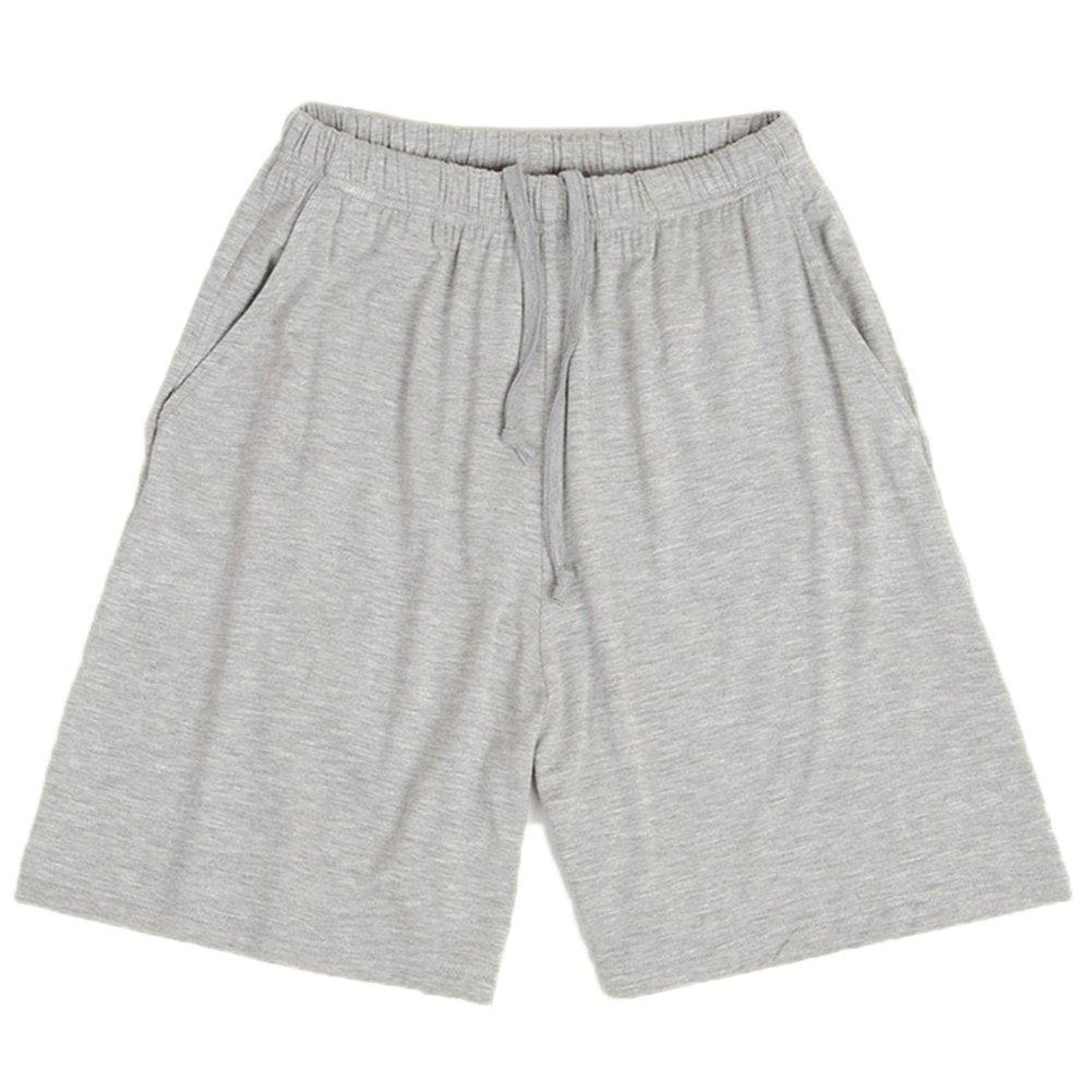 Elaiya Women's Home Sleep Shorts Loose Lounge Shorts Girls Basketball Beach Swim Pleated Modal Athletic Short