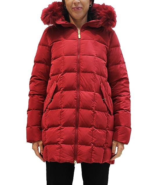 cheap for discount 294df 76f53 Geospirit Piumino Trapuntato Donna New Beekman Fur GED0612 ...