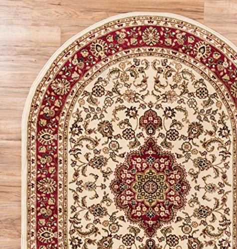 Persian Classic Ivory 5'3