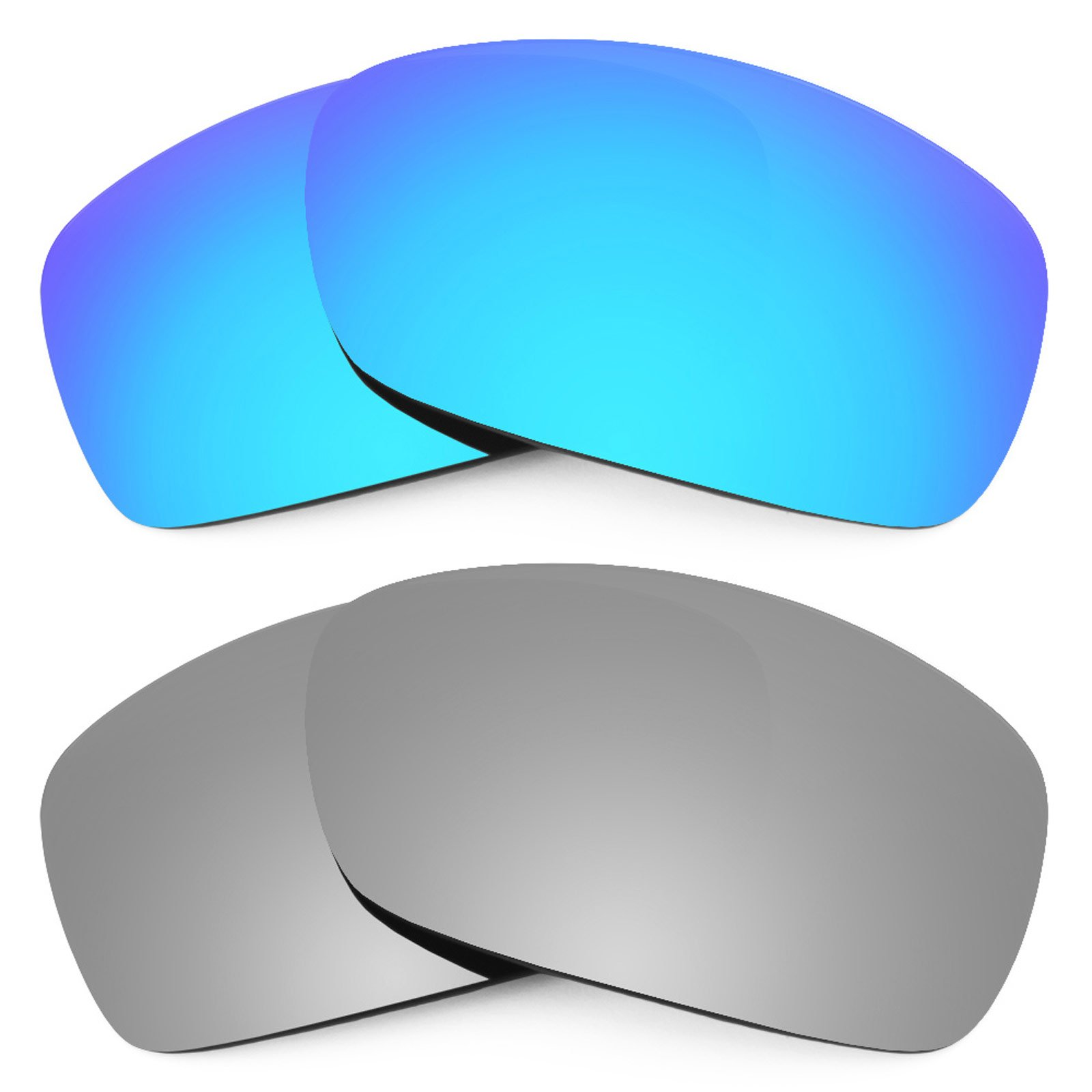 Revant Replacement Lenses for Oakley Hijinx 2 Pair Combo Pack K004