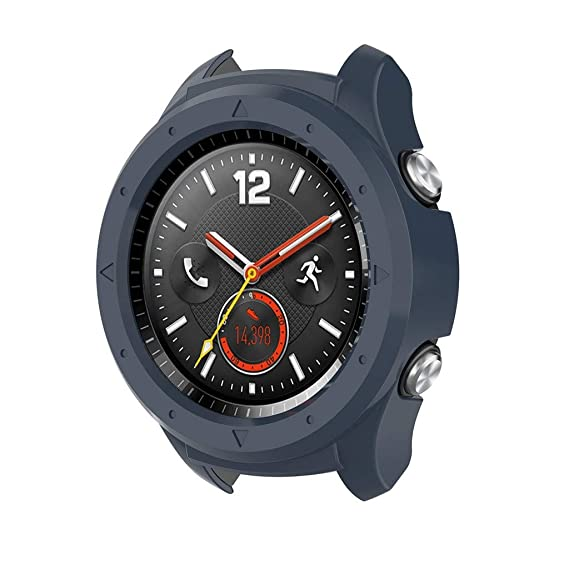 Amazon.com: for Huawei Watch 2 Protect Case Replacement PC ...