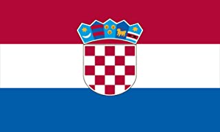product image for Valley Forge Flag 2-Foot by 3-Foot Nylon Croatia Flag