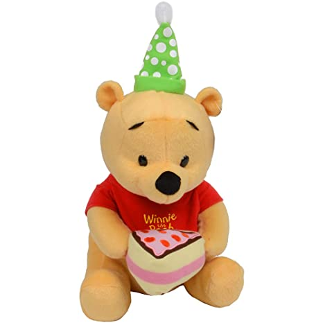 Peluche fiesta Tiger - Winnie The Pooh T3 28cm: Amazon.es: Bebé