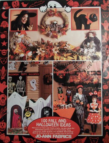 101 Fall and Halloween Ideas Craft Book]()
