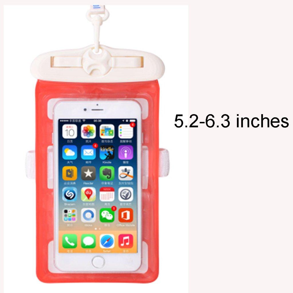 Bolso a prueba de agua móvil, bolsa sumergible impermeable ...