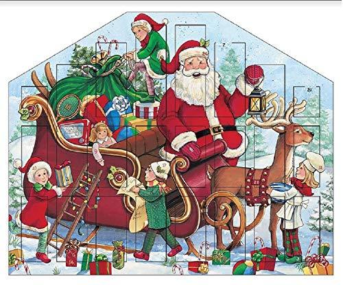 Byers Choice Advent Calendars - 7
