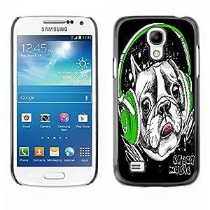 Dragon Case - FOR Samsung Galaxy S4 Mini i9190 - accept finite disappointment - Caja protectora de pl??stico duro de la cubierta Dise?¡Ào Slim Fit