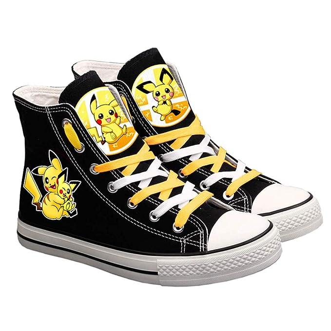 Amazon.com: DUNHAO COS Anime Zapatos de Cosplay de dibujos ...