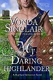 My Daring Highlander (Highland  Adventure Book 4)