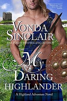 My Daring Highlander (Highland  Adventure Book 4) by [Sinclair, Vonda]