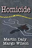 Homicide: Foundations of Human Behavior