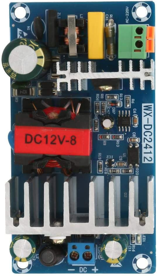 12V 8A 100W Switching Power Supply Module AC-DC Electronic Component WX-DC2412