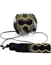 Mture Football Trainer Banda elástica para entrenamiento de fútbol Soccer Skill Trainer Kit for Kids