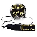 Mture Kit per l'Allenamento Kit di allenamento individuale per calciare col Pallone , cintura regolabile