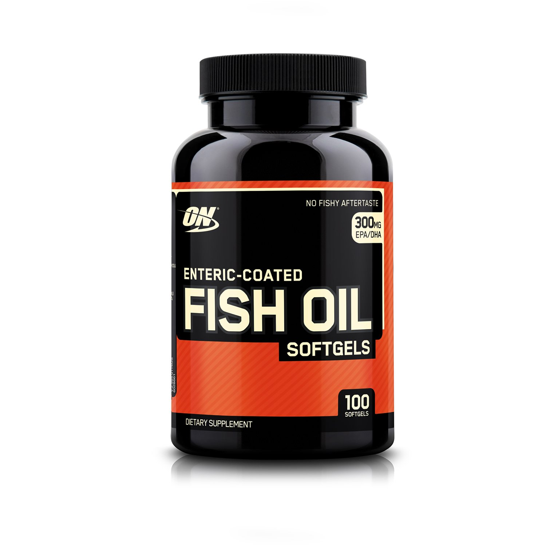 Optimum Nutrition (ON) Fish Oil Omega-3 Fatty Acids - 100 Softgels product image