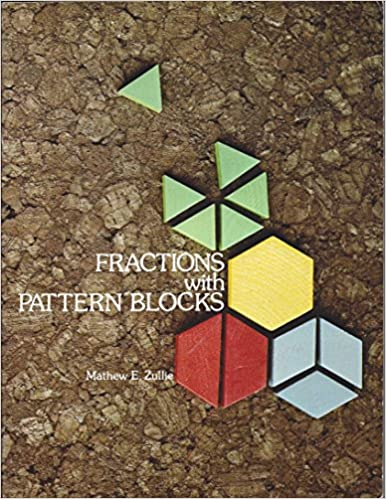 Read Fractions With Pattern Blocks PDF, azw (Kindle), ePub