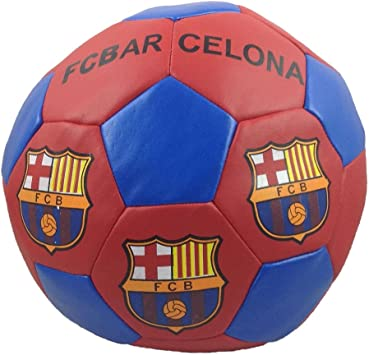 Fútbol Club Barcelona Balon barsa. Balón Blando niños Jugar en ...