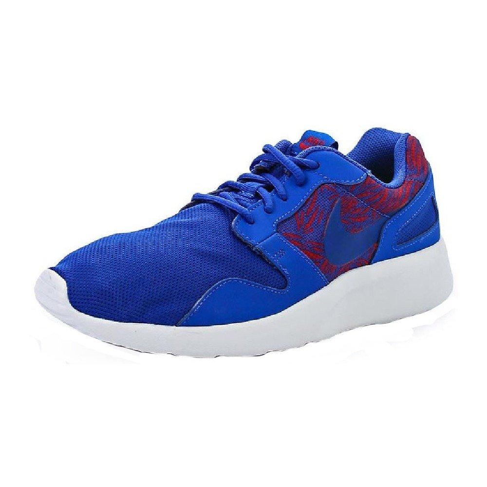 Nike Kaishi Print, Zapatillas de Running para Hombre 45 EU Azul / Rojo / Blanco (Rcr Blue / Rcr Bl-unvrsty Rd-wht)
