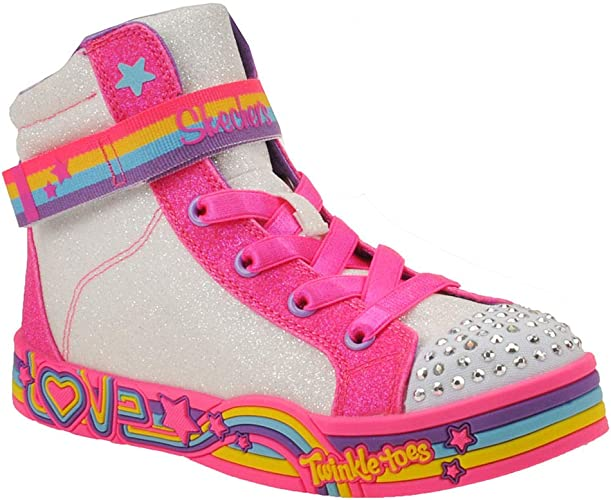 Skechers Kids Girl's Twinkle Toes