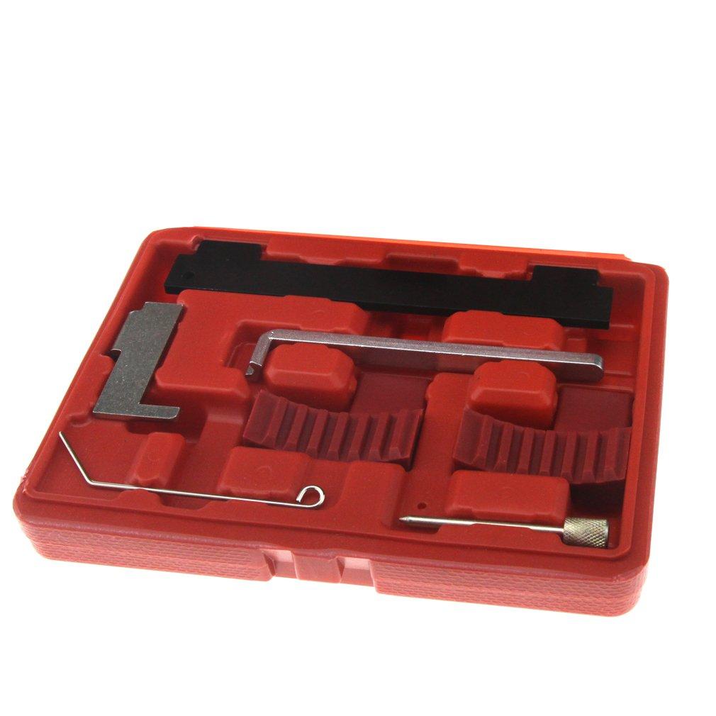 Engine Timing Locking Tool Kit 7PC For Chevrolet: Aveo (08-14) 1.4 1.6 16V
