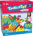 Tinkertoy®, Snap Together Essential Building Set - Item #56456 (Made in the USA)