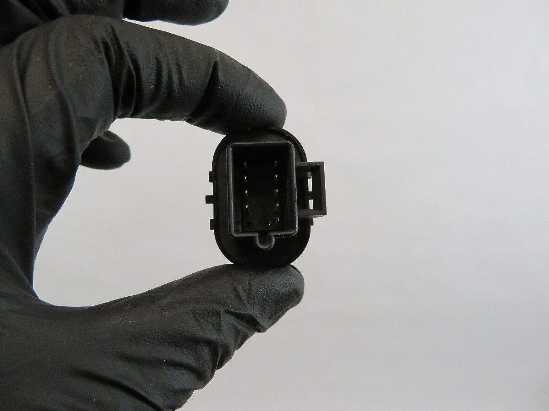 #3590H Silverado Sierra Master Driver Power Door Mirror Control Switch