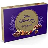 CADBURY CELEBRATIONS Rich Dry Fruit Chocolate Gift Pack 120 Grams