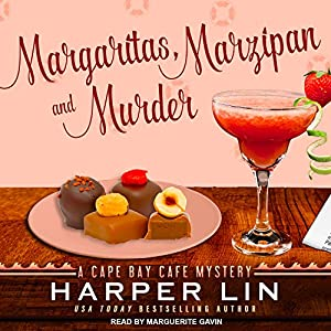Margaritas, Marzipan, and Murder Audiobook