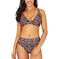 Bikinis Mujer,Dragon868 Bikini Mujer Push up brasileño Trajes