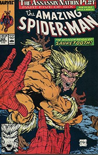 Amazing Spiderman #324