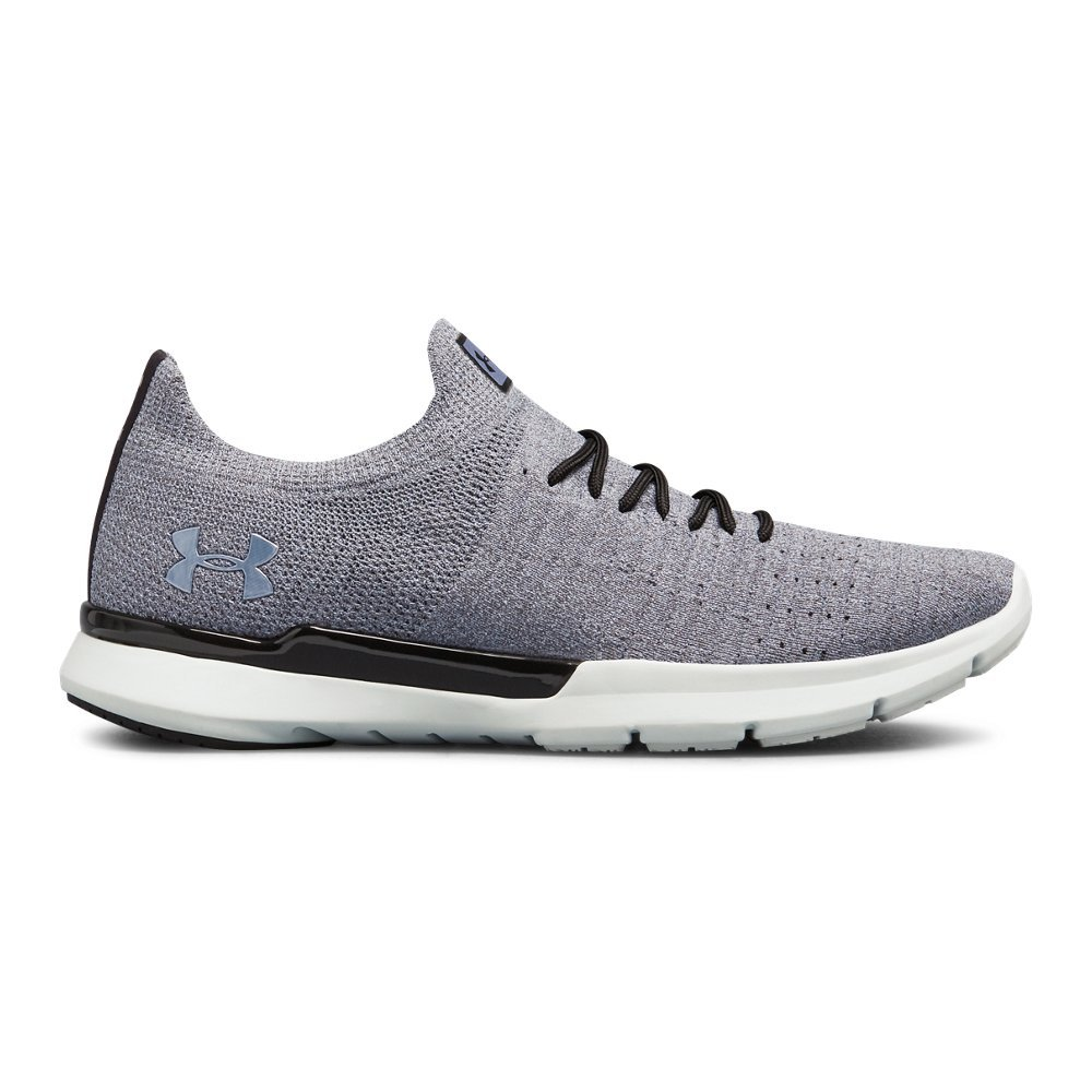 Under Armour Women's Slingwrap Phase Cross-Country Running Shoe B07FMKJYYN 10 B(M) US Washed Blue/ Elemental