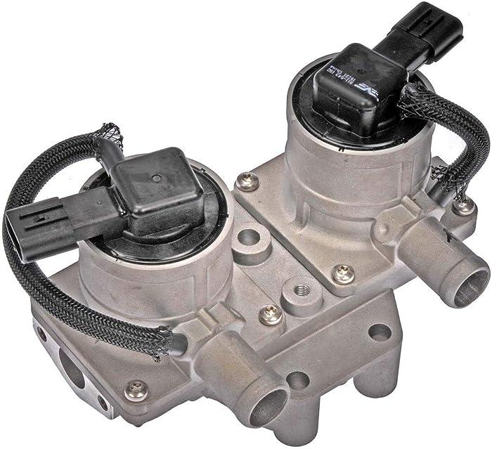 Top 9 2007 Toyota Tundra Air Vacuum Control Selenoid
