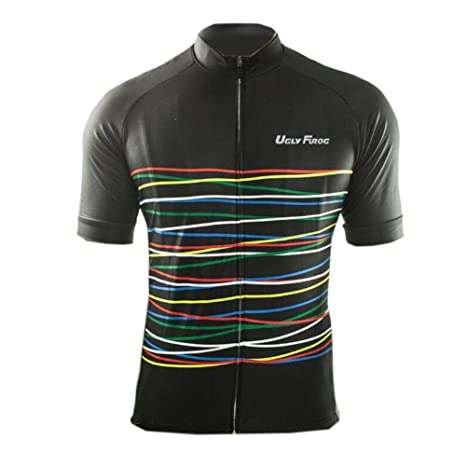 Uglyfrog 2017 Mens Short Sleeve Cycling Jersey Outdoor Sports Summer Style  Bike Clothes Top CCJ05 e824433af
