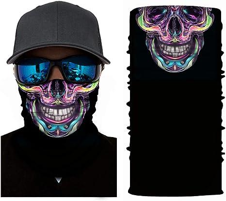 Headband Bandanas Happy Canada Day Daily Magic Scarf Neck Gaiter Balaclava Helmet Liner Riding Face Mask