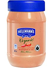HELLMANN'S Organic Spicy Chipotle Mayonnaise, 443ml