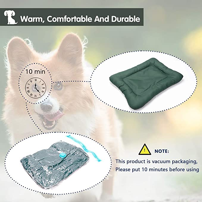 Topone - Cama para Perro o Gato, tamaño Mediano, Doble Cara, Antideslizante, Lavable