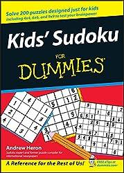 Kids' Sudoku For Dummies