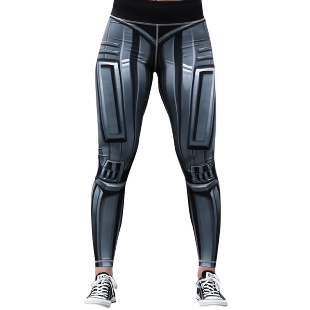 vermers Womens Yoga Pants Women's Fashion Workout Leggings Fitness Sports Gym Running Athletic Trousers