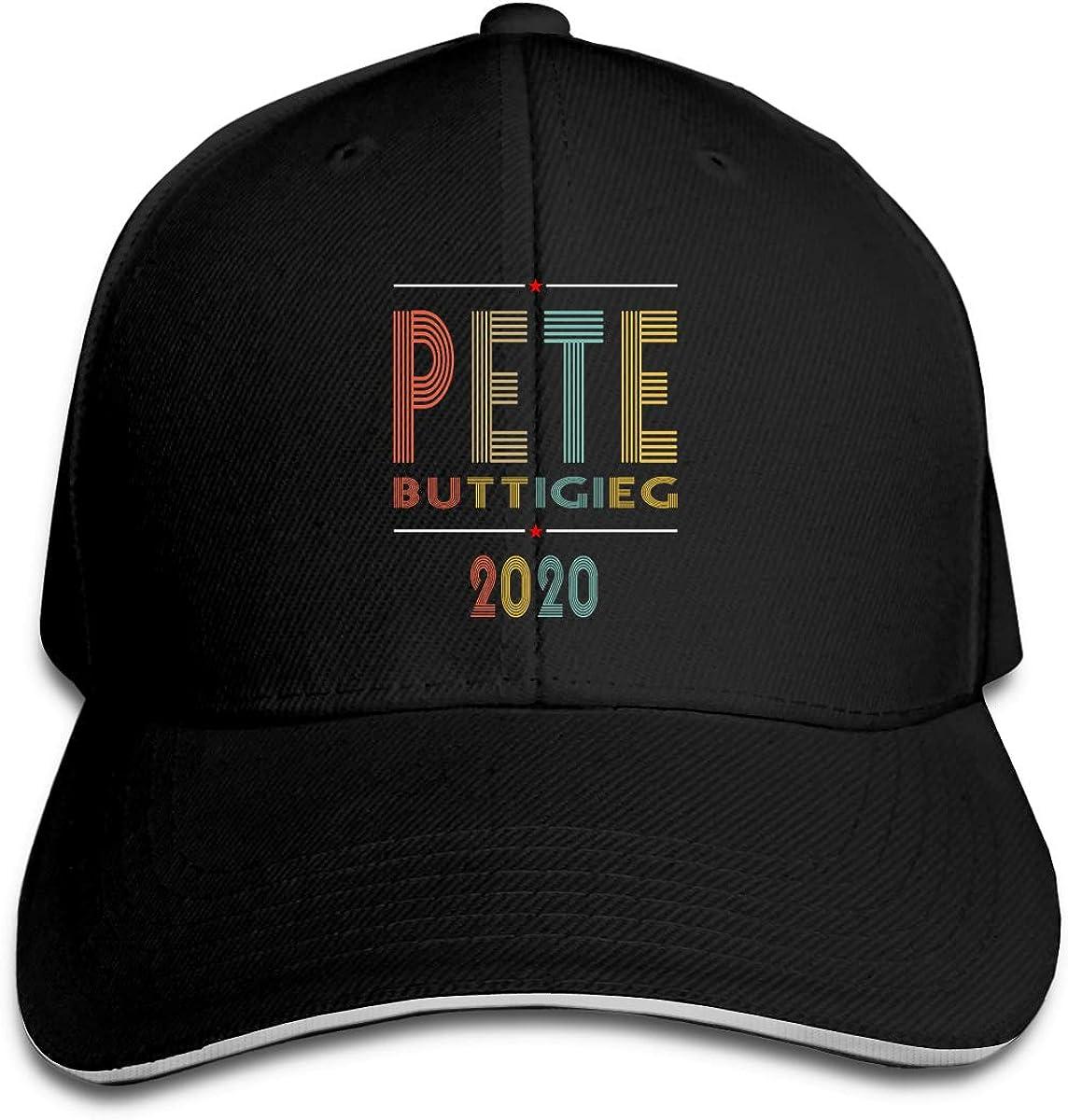 NCEUANCE Mayor Pete Buttigieg 2020 Caps Sports Trucker Caps Pattern Strapback Hat for Men//Women