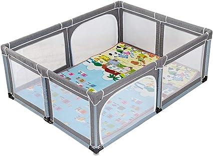 dimensioni : 80 * 120cm Recinto per bambini Recinto di sicurezza recinto per bambini Recinto recinto per famiglie parco giochi per bambini Centro per linfanzia Separazione interna