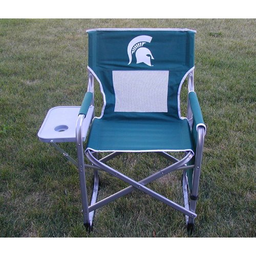 Rivalry Distributing Michigan State Spartans NCCA Ultimate Directors Chair RIV-RV272-1300 by Rivalry