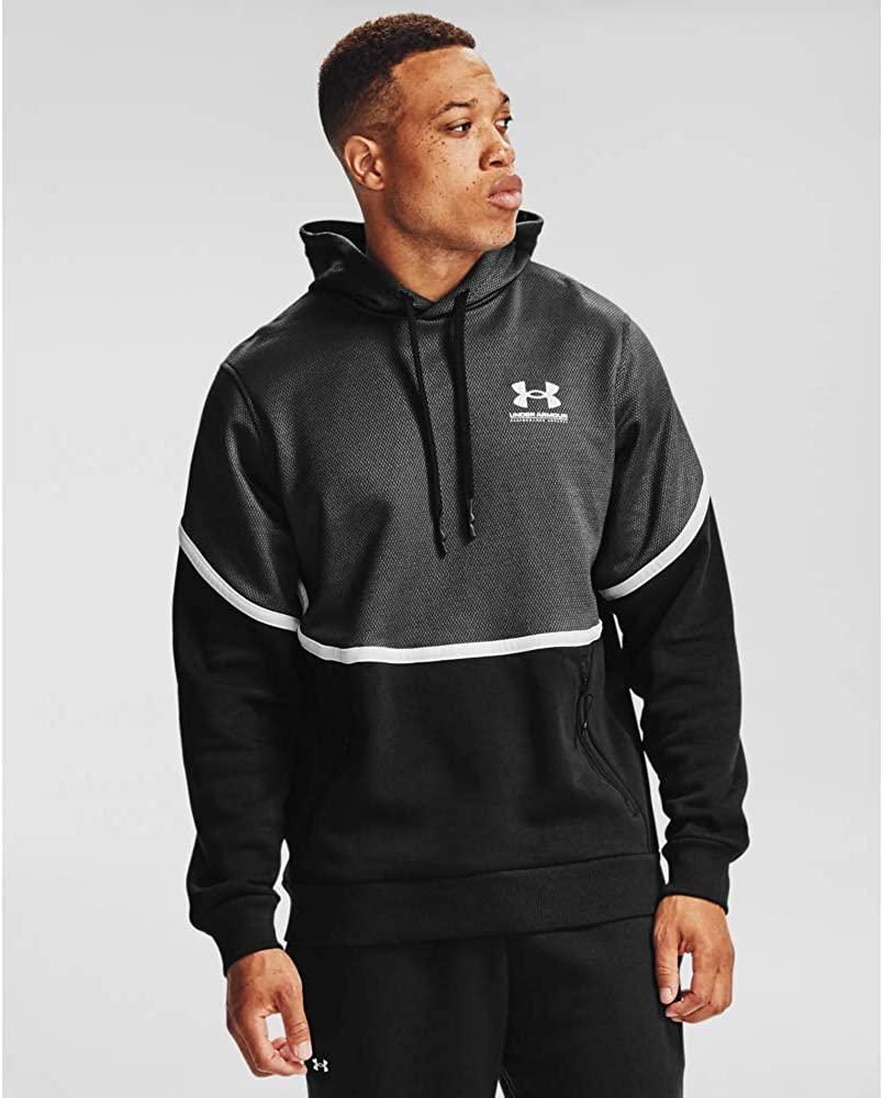 Under Armour Men's Rival Max Hoodie