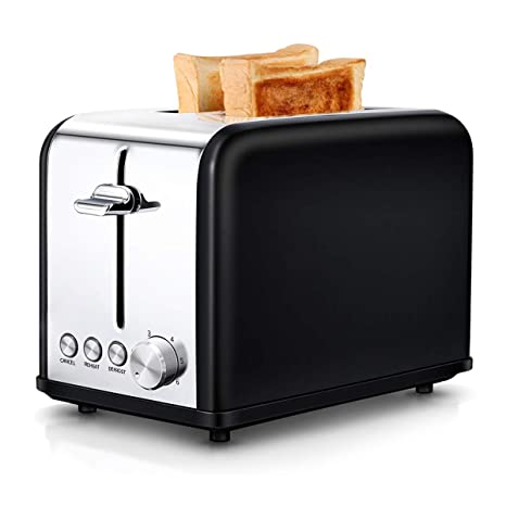 Best 2 Slice Toaster 2020.Keenstone Toaster Toaster 2 Slice With Extra Wide Slot Stainless Steel Toaster With 6 Toasting Settings For Fast And Even Toasting Removable Crumb