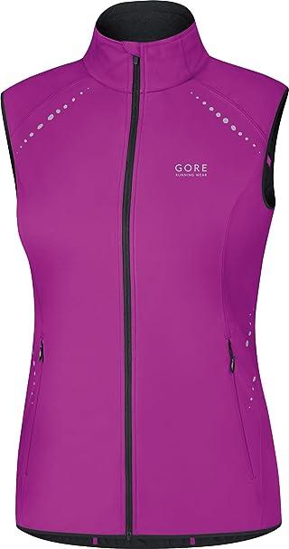Gore Lady Shell Wear Running Damen Mythos Light Weste Soft yb6fg7