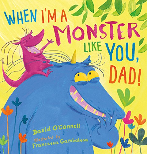 When I'm a Monster Like You, Dad (Boys Dress Up Ideas)
