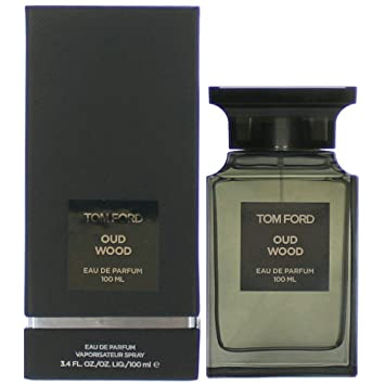 Amazoncom Tom Ford Oud Wood Eau De Parfum 34 Beauty