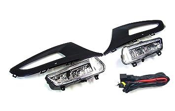 Andere Front Bumper Nebel Licht Grill Lampen L & R + Verkabelung ...