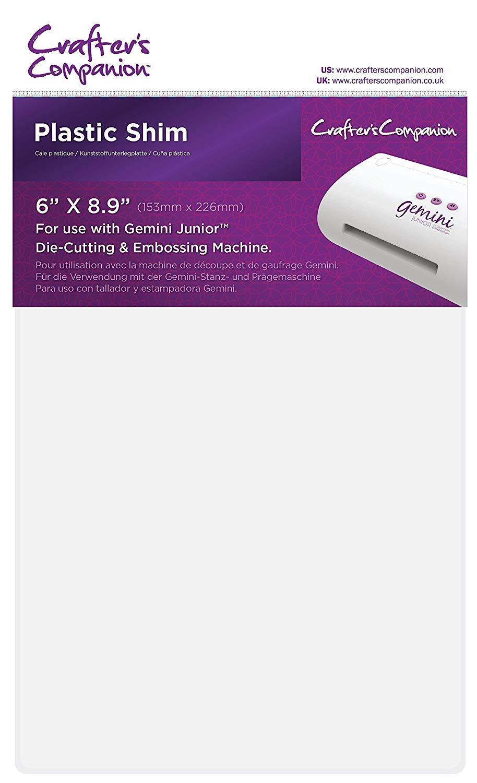GEMINI GEMJR-Acc-PLAS Die Cutting Machine Accessories White